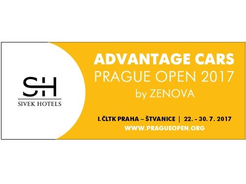 Advantage Cars Prague Open by Zenova 2017