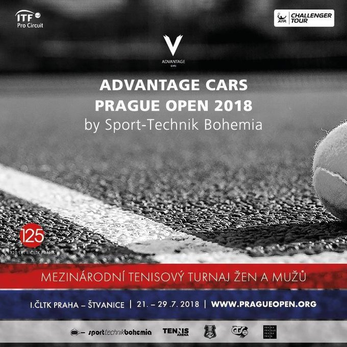 Advantage Cars Prague Open 2018