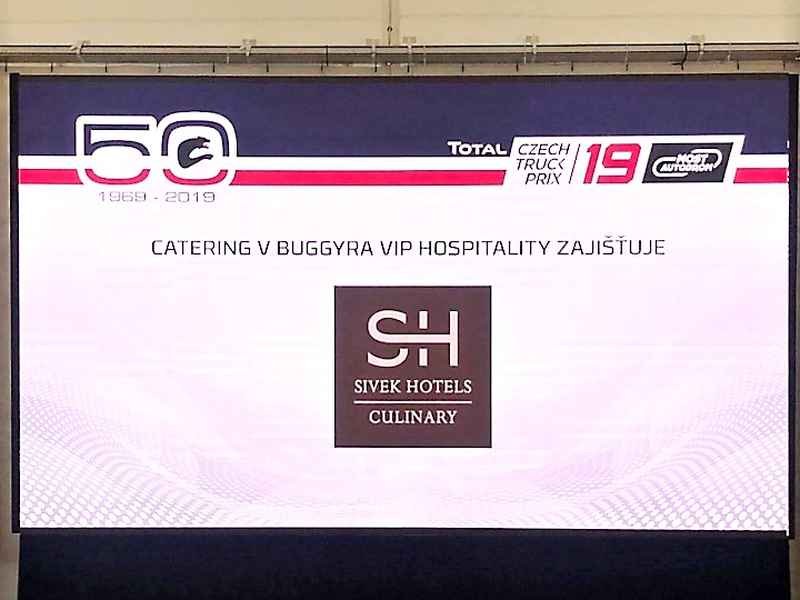 Catering SIVEK HOTELS v BUGGYRA VIP 2019
